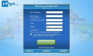 Hopa code bonus gratuit Hopa